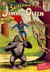 Cover for Superman's Pal, Jimmy Olsen (DC, 1954 series) #10