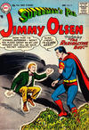 Cover for Superman's Pal, Jimmy Olsen (DC, 1954 series) #17