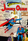 Cover for Superman's Pal, Jimmy Olsen (DC, 1954 series) #19