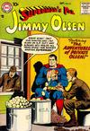 Cover for Superman's Pal, Jimmy Olsen (DC, 1954 series) #23