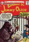 Cover for Superman's Pal, Jimmy Olsen (DC, 1954 series) #24