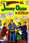 Cover for Superman's Pal, Jimmy Olsen (DC, 1954 series) #25