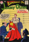 Cover for Superman's Pal, Jimmy Olsen (DC, 1954 series) #28