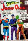 Cover for Superman's Pal, Jimmy Olsen (DC, 1954 series) #32