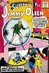Cover for Superman's Pal, Jimmy Olsen (DC, 1954 series) #36
