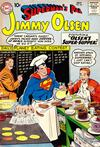 Cover for Superman's Pal, Jimmy Olsen (DC, 1954 series) #38