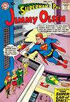 Cover for Superman's Pal, Jimmy Olsen (DC, 1954 series) #39
