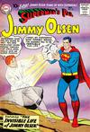 Cover for Superman's Pal, Jimmy Olsen (DC, 1954 series) #40