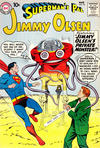 Cover for Superman's Pal, Jimmy Olsen (DC, 1954 series) #43