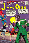Cover for Superman's Pal, Jimmy Olsen (DC, 1954 series) #44