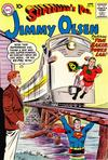 Cover for Superman's Pal, Jimmy Olsen (DC, 1954 series) #45