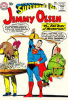 Cover for Superman's Pal, Jimmy Olsen (DC, 1954 series) #49
