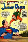 Cover for Superman's Pal, Jimmy Olsen (DC, 1954 series) #50