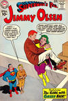 Cover for Superman's Pal, Jimmy Olsen (DC, 1954 series) #51