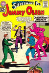 Cover for Superman's Pal, Jimmy Olsen (DC, 1954 series) #61