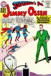 Cover for Superman's Pal, Jimmy Olsen (DC, 1954 series) #63