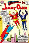 Cover for Superman's Pal, Jimmy Olsen (DC, 1954 series) #69