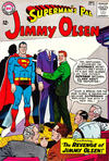 Cover for Superman's Pal, Jimmy Olsen (DC, 1954 series) #78