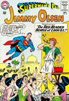 Cover for Superman's Pal, Jimmy Olsen (DC, 1954 series) #79