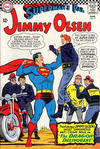 Cover for Superman's Pal, Jimmy Olsen (DC, 1954 series) #91