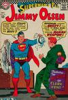Cover for Superman's Pal, Jimmy Olsen (DC, 1954 series) #103