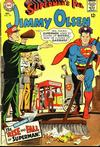 Cover for Superman's Pal, Jimmy Olsen (DC, 1954 series) #107