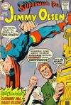 Cover for Superman's Pal, Jimmy Olsen (DC, 1954 series) #109