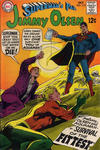 Cover for Superman's Pal, Jimmy Olsen (DC, 1954 series) #115