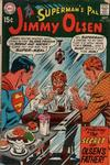 Cover for Superman's Pal, Jimmy Olsen (DC, 1954 series) #124