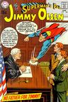 Cover for Superman's Pal, Jimmy Olsen (DC, 1954 series) #128