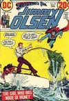 Cover for Superman's Pal, Jimmy Olsen (DC, 1954 series) #154