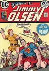 Cover for Superman's Pal, Jimmy Olsen (DC, 1954 series) #159