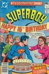 Cover for The New Adventures of Superboy (DC, 1980 series) #1