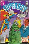 Cover for The New Adventures of Superboy (DC, 1980 series) #2