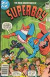 Cover for The New Adventures of Superboy (DC, 1980 series) #3
