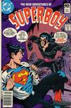 Cover for The New Adventures of Superboy (DC, 1980 series) #4