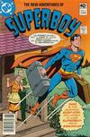 Cover for The New Adventures of Superboy (DC, 1980 series) #6