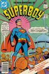 Cover for The New Adventures of Superboy (DC, 1980 series) #7