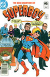 Cover for The New Adventures of Superboy (DC, 1980 series) #8