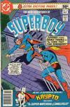 Cover Thumbnail for The New Adventures of Superboy (1980 series) #10 [Newsstand]