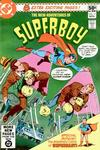 Cover for The New Adventures of Superboy (DC, 1980 series) #11 [Direct]