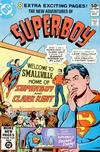 Cover for The New Adventures of Superboy (DC, 1980 series) #12 [Direct]
