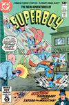 Cover for The New Adventures of Superboy (DC, 1980 series) #14 [Direct]