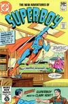 Cover for The New Adventures of Superboy (DC, 1980 series) #15 [Direct]