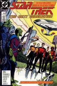 Cover Thumbnail for Star Trek: The Next Generation (DC, 1988 series) #6