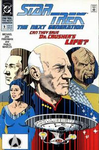 Cover Thumbnail for Star Trek: The Next Generation (DC, 1989 series) #9