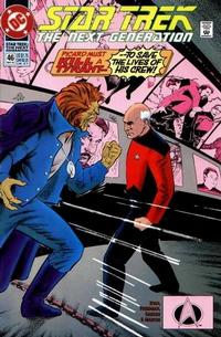 Cover Thumbnail for Star Trek: The Next Generation (DC, 1989 series) #46