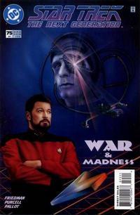 Cover Thumbnail for Star Trek: The Next Generation (DC, 1989 series) #75
