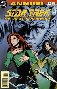 Cover Thumbnail for Star Trek: The Next Generation Annual (DC, 1990 series) #4