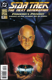 Cover Thumbnail for Star Trek: The Next Generation Special (DC, 1993 series) #3